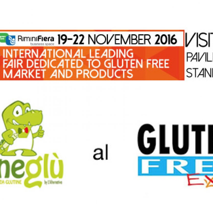 Gluten Free Day Expò 2016