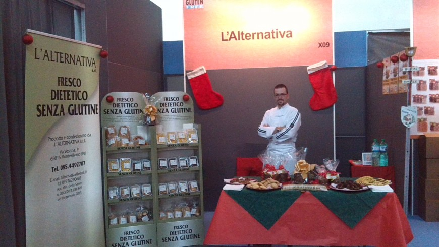 Gluten Free Expo Rimini 2014