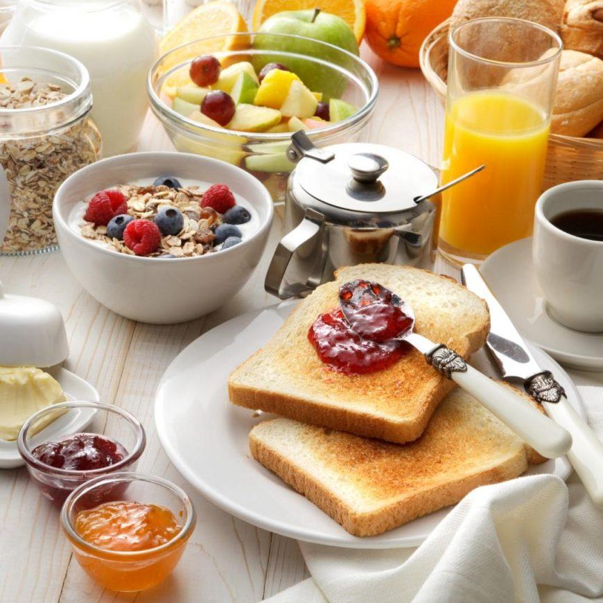 L'importanza della 1° colazione