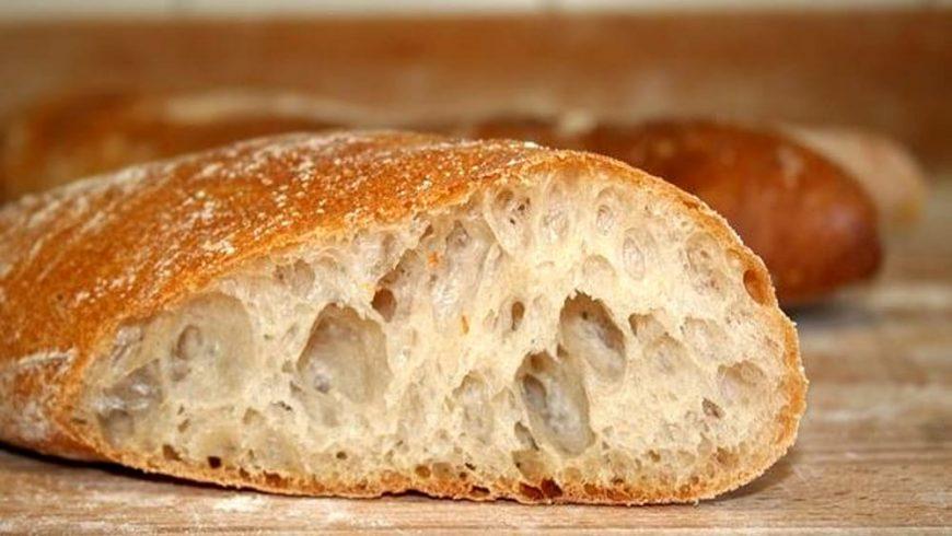 Il pane a lievitazione naturale